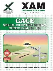 Baixar Gace special education general curriculum 081, pdf, epub, eBook
