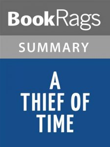 Baixar Thief of time by tony hillerman l summary & pdf, epub, eBook