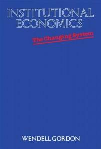 Baixar Institutional economics pdf, epub, eBook
