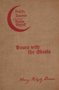 Baixar Hours with the ghosts or, nineteenth century pdf, epub, ebook