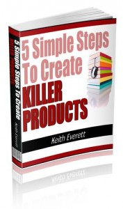 Baixar 5 simple steps to create killer products pdf, epub, eBook
