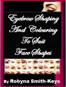 Baixar Eyebrow shaping & colouring to suit face shapes pdf, epub, ebook