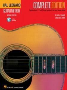 Baixar Hal leonard guitar method, – complete edition pdf, epub, eBook