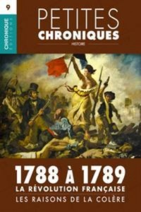 Baixar Petites chroniques #9 : la revolution française pdf, epub, ebook