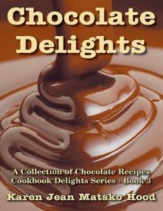 Baixar Chocolate delights cookbook pdf, epub, ebook