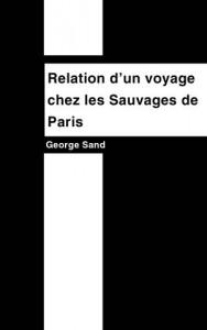 Baixar Relation d'un voyage chez les sauvages de paris pdf, epub, ebook