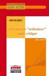 Baixar John dearden – une pensee orthodoxe mais pdf, epub, eBook
