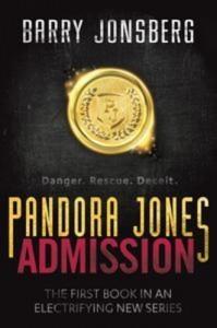 Baixar Pandora jones: admission pdf, epub, ebook