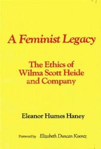 Baixar Feminist legacy: the ethics of wilma scott pdf, epub, ebook
