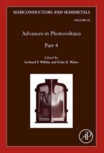 Baixar Advances in photovoltaics: part 4 pdf, epub, ebook