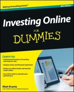 Baixar Investing Online For Dummies pdf, epub, eBook