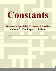 Baixar Constants – Webster's Specialty Crossword Puzzles, Volume 3: The Expert's  Edition pdf, epub, ebook
