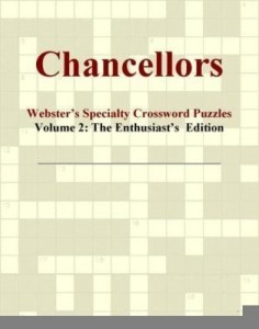 Baixar Chancellors – Webster's Specialty Crossword Puzzles, Volume 2: The Enthusiast's  Edition pdf, epub, ebook