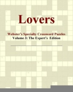 Baixar Lovers – Webster's Specialty Crossword Puzzles, Volume 3: The Expert's  Edition pdf, epub, ebook