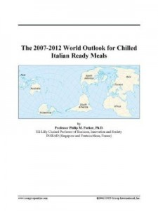 Baixar The 2007-2012 World Outlook for Chilled Italian Ready Meals pdf, epub, ebook