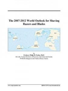 Baixar The 2007-2012 World Outlook for Shaving Razors and Blades pdf, epub, ebook