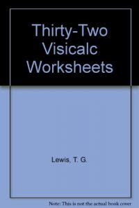Baixar Thirty-two visicalc worksheets pdf, epub, eBook