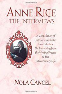 Baixar Anne rice the interviews pdf, epub, ebook