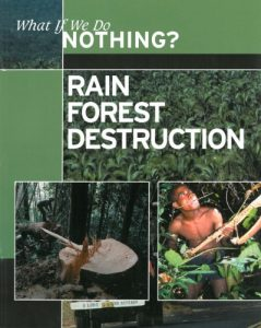 Baixar Rain forest destruction pdf, epub, eBook
