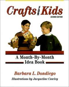 Baixar Crafts for kids pdf, epub, ebook