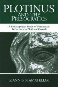 Baixar Plotinus and the presocratics pdf, epub, eBook
