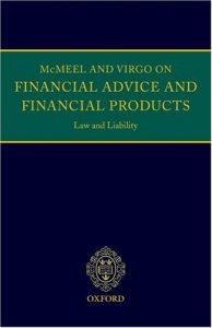 Baixar Financial advice and financial products pdf, epub, eBook