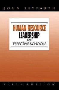 Baixar Human resource management for effective schools pdf, epub, eBook