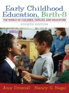 Baixar Early childhood education, birth – 8 pdf, epub, eBook