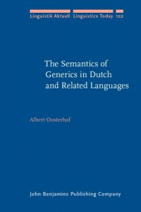 Baixar Semantics of generics in dutch and relate, the pdf, epub, eBook