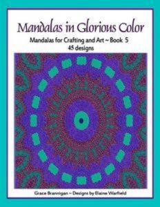Baixar Mandalas in glorious color book 5 pdf, epub, ebook