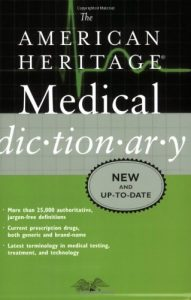 Baixar American heritage medical dictionary pdf, epub, ebook