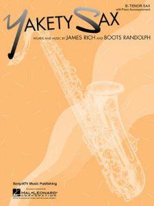 Baixar Yakety sax b flat tenor saxophone with piano accom pdf, epub, eBook