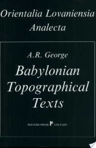 Baixar Babylonian topographical texts pdf, epub, eBook