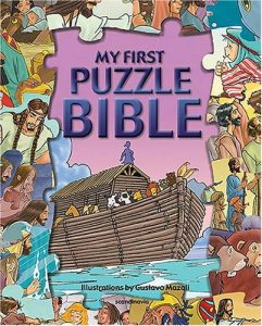 Baixar My first puzzle bible pdf, epub, eBook