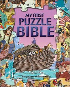 Baixar My first puzzle bible pdf, epub, ebook