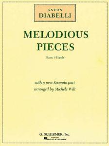 Baixar Melodious pieces op149 1 piano 4 hands pdf, epub, eBook