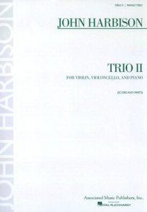 Baixar John harbison – trio ii pdf, epub, eBook