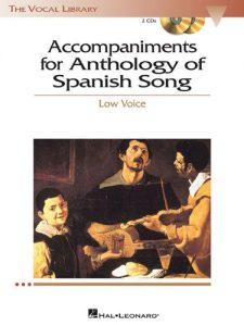 Baixar Accompaniments for anthology of spanish song – low pdf, epub, eBook