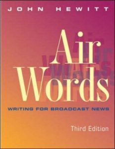 Baixar Air words : writing for broadcast news pdf, epub, eBook