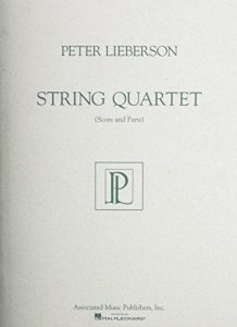 Baixar String quartet sc & pts pdf, epub, eBook