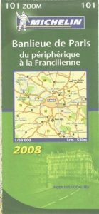 Baixar Michelin gde banlieue de paris – carte zoom pdf, epub, eBook