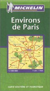 Baixar Michelin environs de paris mini carte zoom pdf, epub, eBook