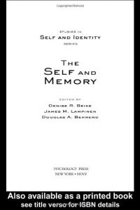 Baixar Self and memory, the pdf, epub, eBook