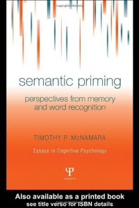 Baixar Semantic priming pdf, epub, eBook