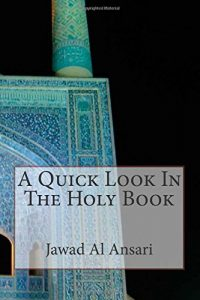 Baixar Quick look in the holy book, a pdf, epub, eBook