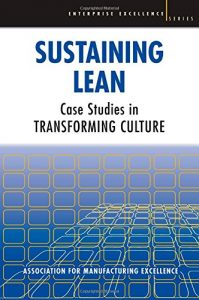 Baixar Sustaining lean pdf, epub, ebook