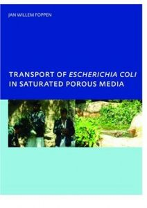 Baixar Transport of escherichia coli in saturated porous pdf, epub, eBook