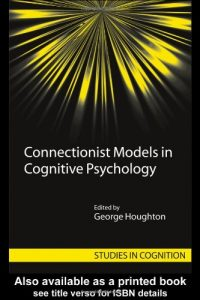 Baixar Connectionist models in cognitive psychology pdf, epub, eBook
