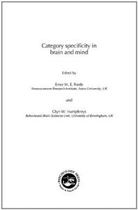 Baixar Category specificity in brain and mind pdf, epub, eBook