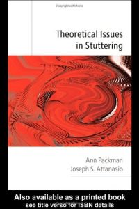 Baixar Theoretical issues in stuttering pdf, epub, eBook